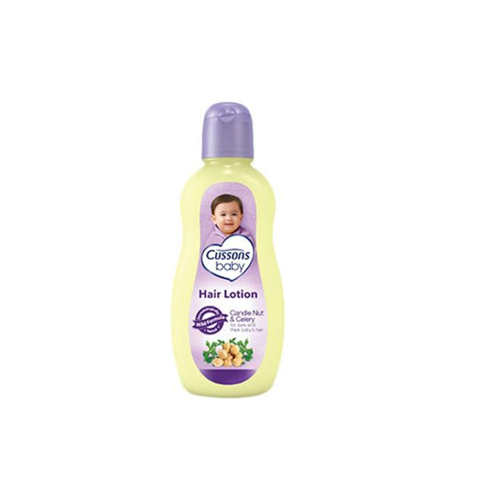 CUSSONS BABY HAIR LOTION CANDLE NUT & CELERY 50 ML