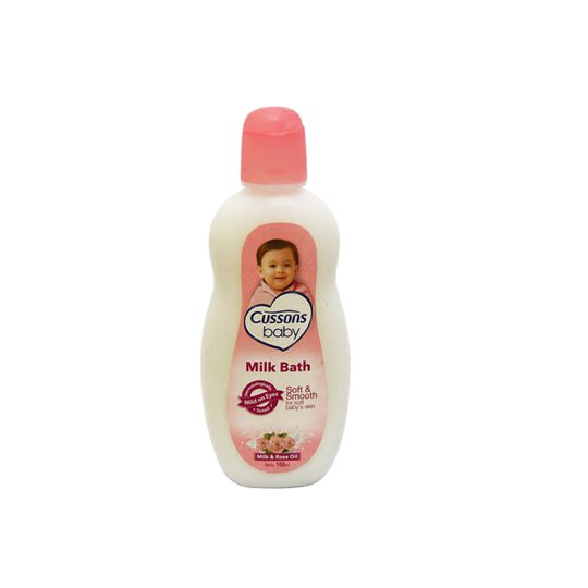 CUSSONS BABY MILK BATH SOFT & SMOOTH 100 ML