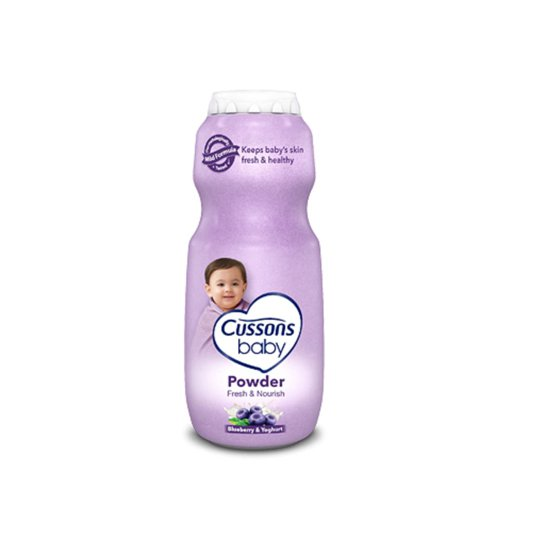 CUSSONS BABY POWDER FRESH & NOURISH 100 GR