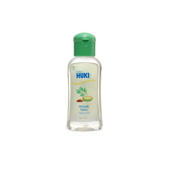 Baby Huki Minyak Telon 60 ml