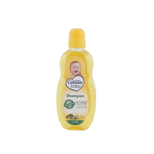 CUSSONS BABY SHAMPOO AVOCADO & PRO VIT B5 100 ML