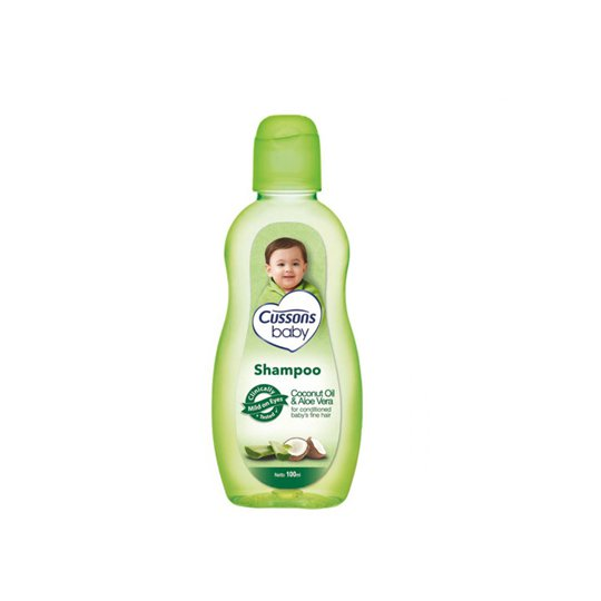 CUSSONS BABY SHAMPOO COCONUT 100 ML