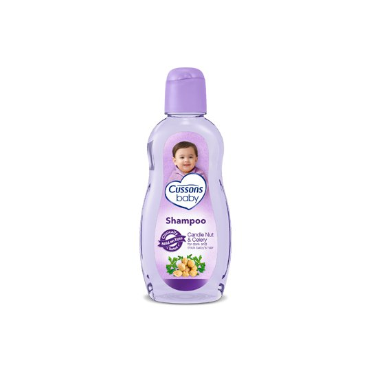 CUSSONS BABY SHAMPOO CANDLE NUT & CELERY 100 ML