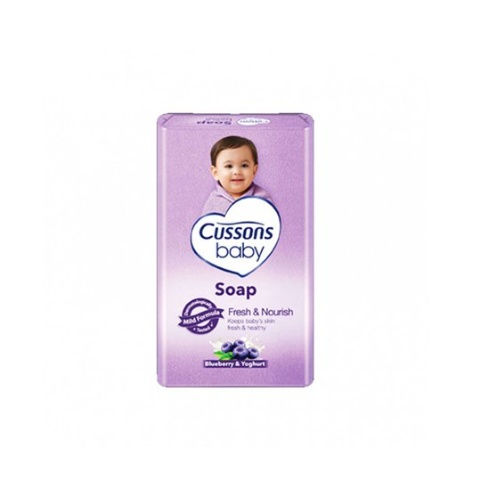 CUSSONS BABY SOAP FRESH & NOURISH 75 GR