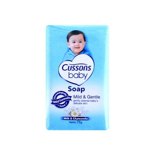 CUSSONS BABY SOAP MILD & GENTLE 75 GR