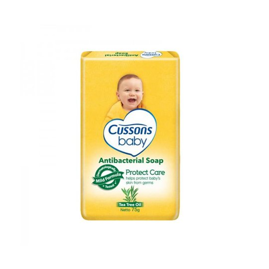 CUSSONS BABY SOAP PROTECT CARE 75 GR