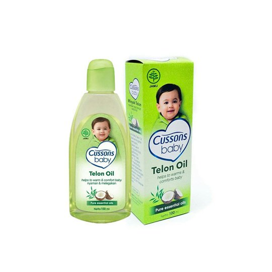 CUSSONS BABY TELON OIL 100 ML