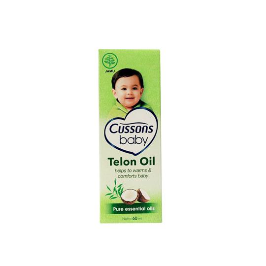 CUSSONS BABY TELON OIL 60 ML