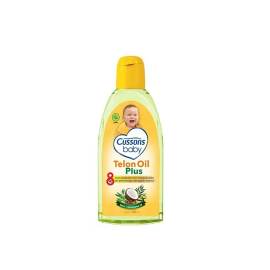 CUSSONS BABY TELON OIL PLUS 100 ML