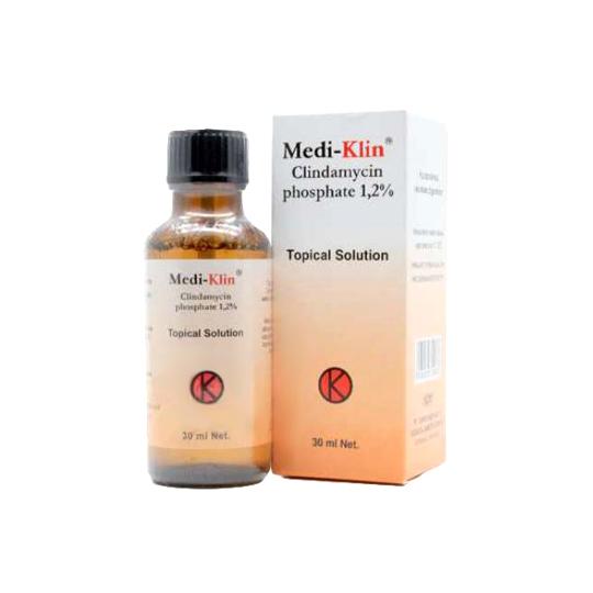 MEDI-KLIN 1.2% LOTION 30 ML