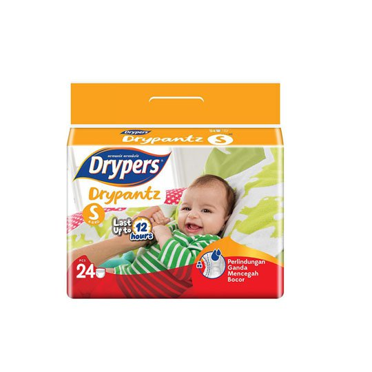 DRYPERS PANTS S 24