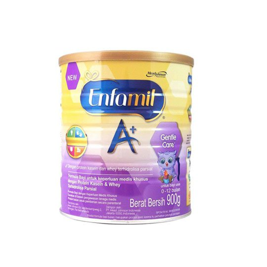 ENFAMIL A+ GENTLE CARE 0-6 BULAN 900 G