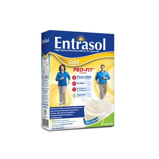 ENTRASOL GOLD PLAIN 370 GR
