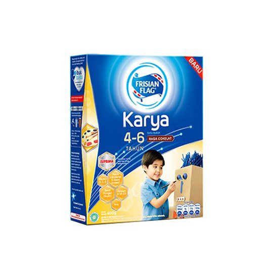FRISIAN FLAG KARYA COKELAT 400 GR