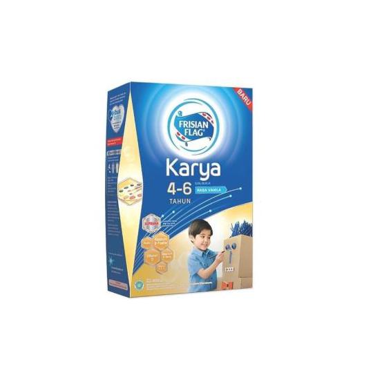 FRISIAN FLAG KARYA VANILA 400 GR