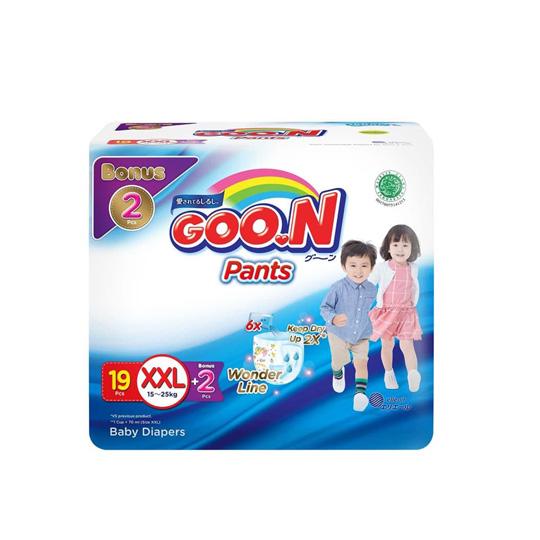 Goon Pants XXL 19+2 Pieces