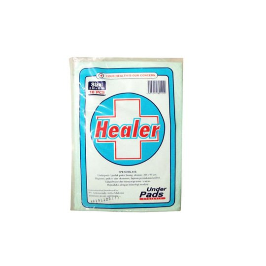 HEALER UNDER PADS 10 PIECES