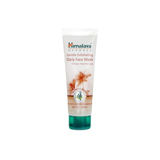 HIMALAYA GENTLE EXFOLIATING DAILY FACE WASH 100 ML