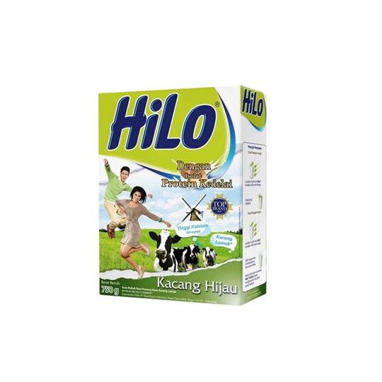 HILO ACTIVE KACANG HIJAU 750 GR