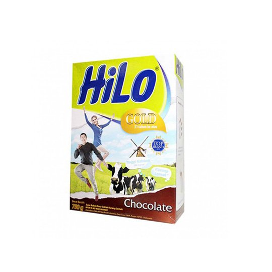 HILO GOLD CHOCOLATE 750 GR