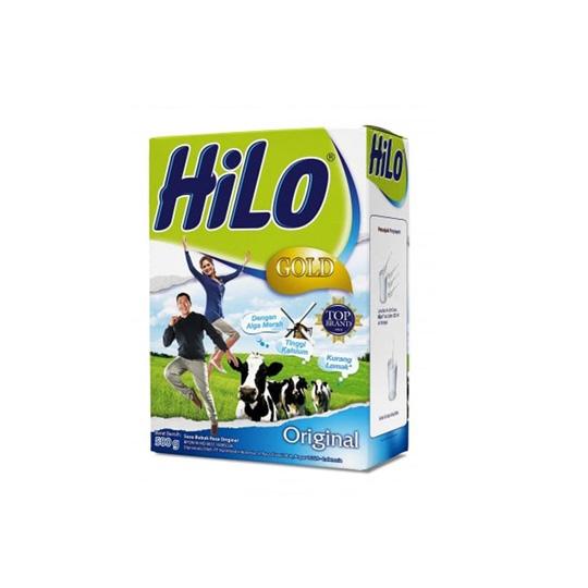 HILO GOLD PLAIN 500 GR