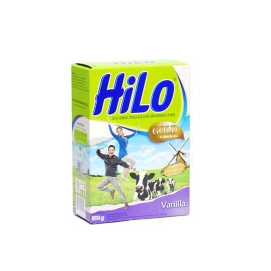 HILO GOLD VANILA 500 GR