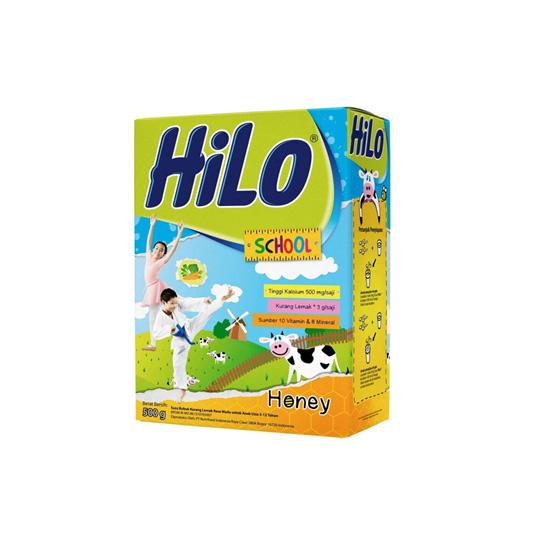 HILO SCHOOL HONEY 500 GR