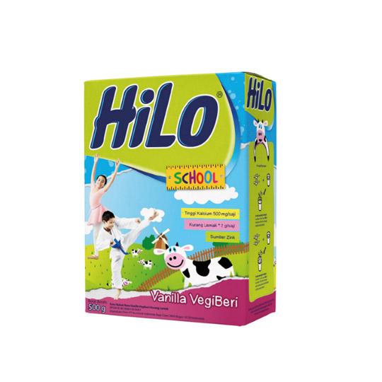 HILO SCHOOL VANILA VEGIBERI 500 GR