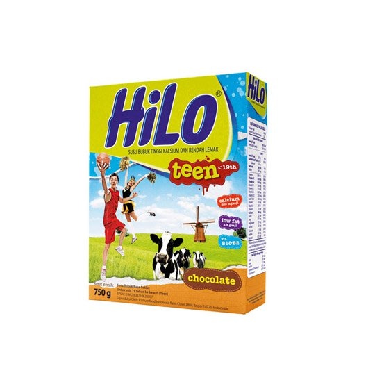 HILO TEEN CHOCOLATE 750 GR