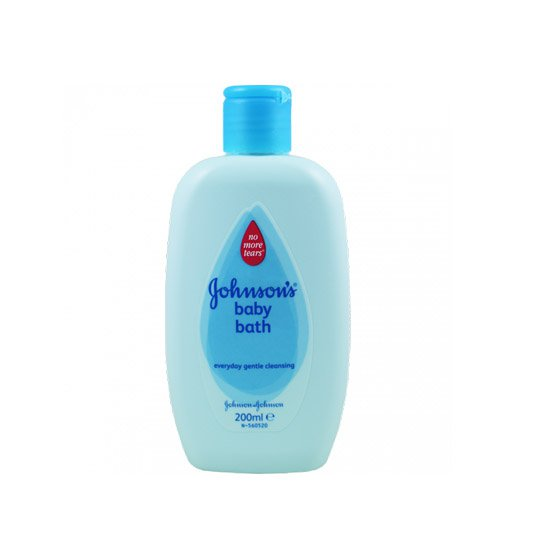 JOHNSON'S BABY BATH GENTLE & SOAP FREE 200 ML