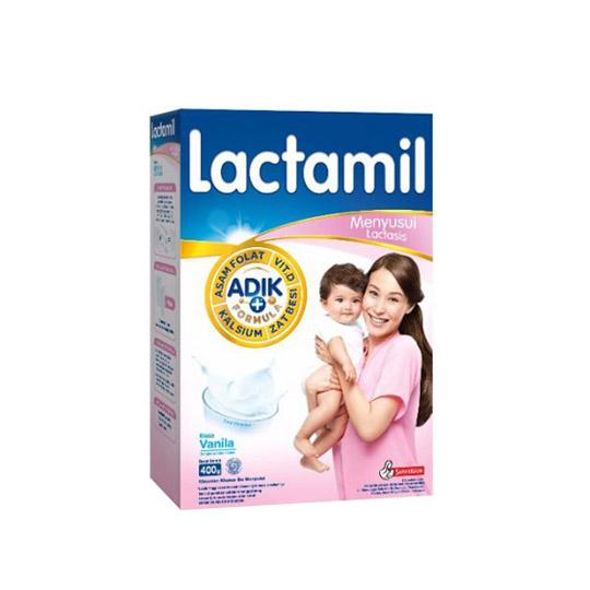 LACTAMIL LACTASIS VANILA 400 GR