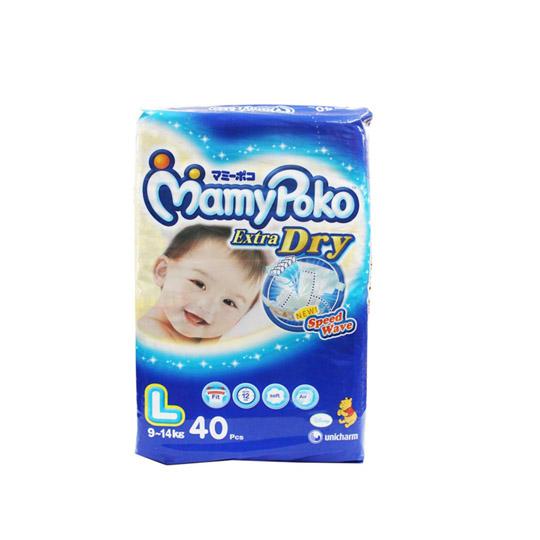 MAMY POKO EXTRA DRY L 40 PIECES