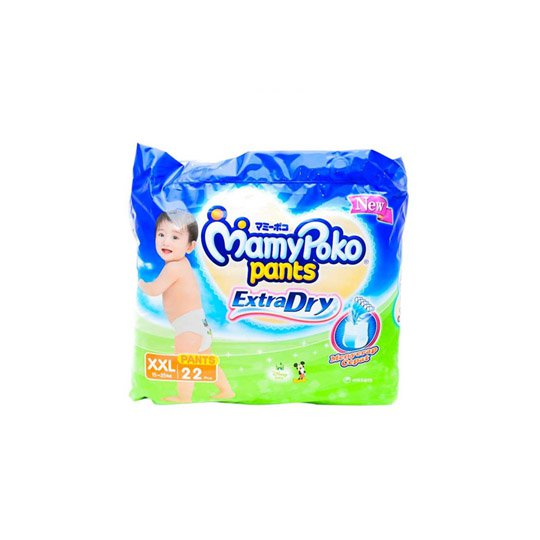 MAMY POKO PANTS EXTRA DRY XXL 22 PIECES