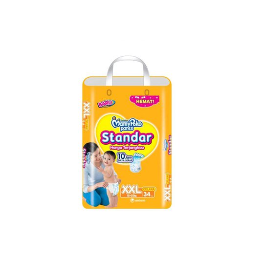MAMY POKO PANTS STANDAR XXL 34 PIECES
