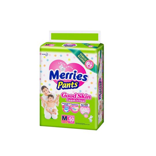 MERRIES PANTS GOOD SKIN M 50 PIECES