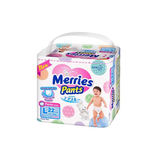MERRIES PANTS PREMIUM L 22 PIECES