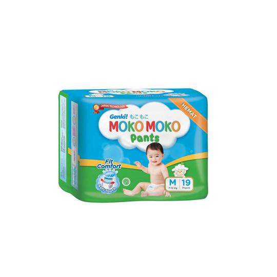 MOKO MOKO PANTS M 19 PIECES