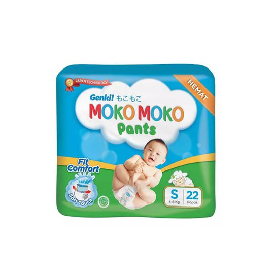MOKO MOKO PANTS S 22 PIECES