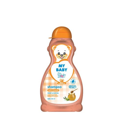 My Baby Shampoo Soft & Smooth 200 ml