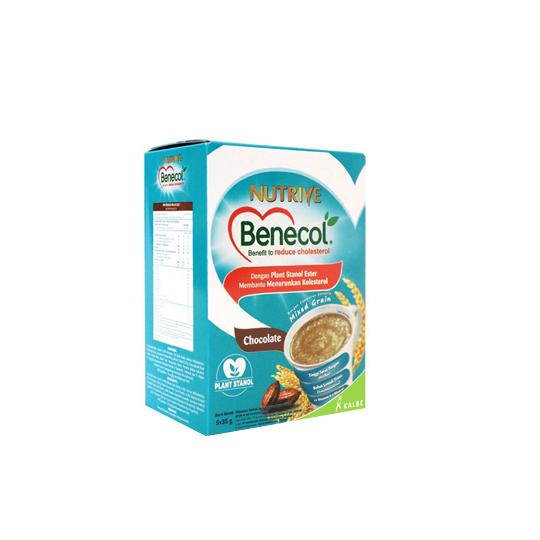 NUTRIVE BENECOL CEREAL 5 SACHET