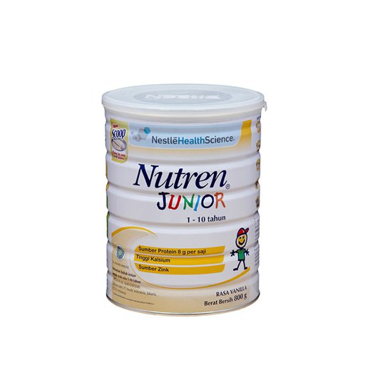 NESTLE NUTREN JUNIOR VANILLA 800 G