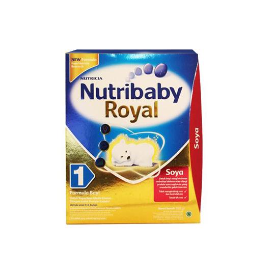 NUTRIBABY ROYAL SOYA 1 160 G