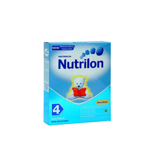 NUTRILON 4 MADU 400 GR