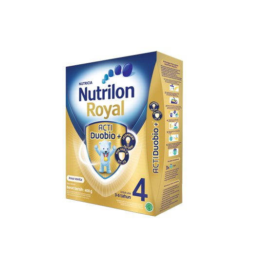 NUTRILON ROYAL 4 VANILA 400 GR
