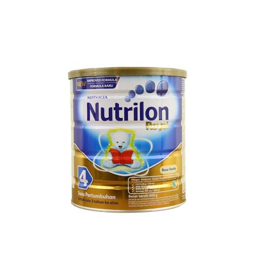 NUTRILON ROYAL 4 VANILA 800 GR
