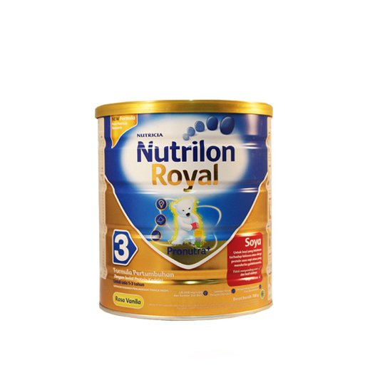 NUTRILON ROYAL SOYA 3 700 GR