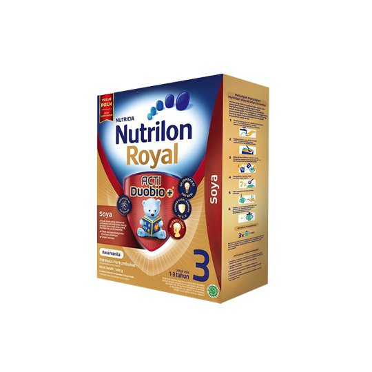 NUTRILON ROYAL SOYA 3 1400 G