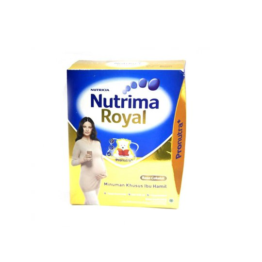 NUTRIMA ROYAL PRONUTRA COKELAT 400 GR
