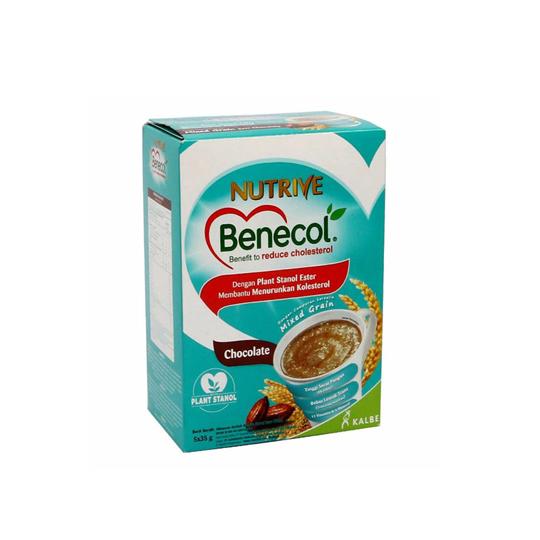 NUTRIVE BENECOL CHOCOLATE 5 SACHET