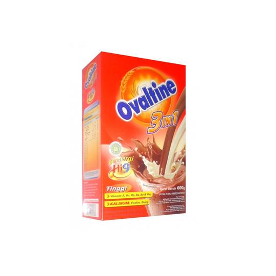OVALTINE 3 IN 1 600 GR